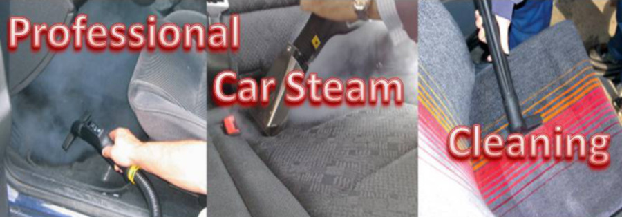 Car Steam Cleaning in Melbourne