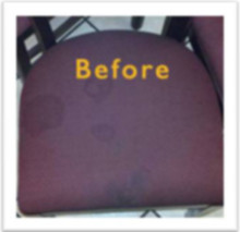 Dirty Chair Steam Cleaning Melbourne